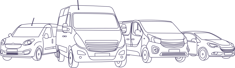 seleccione su vehiculo